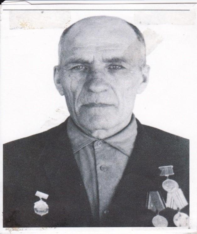 Алёшкин Семён Ефимович