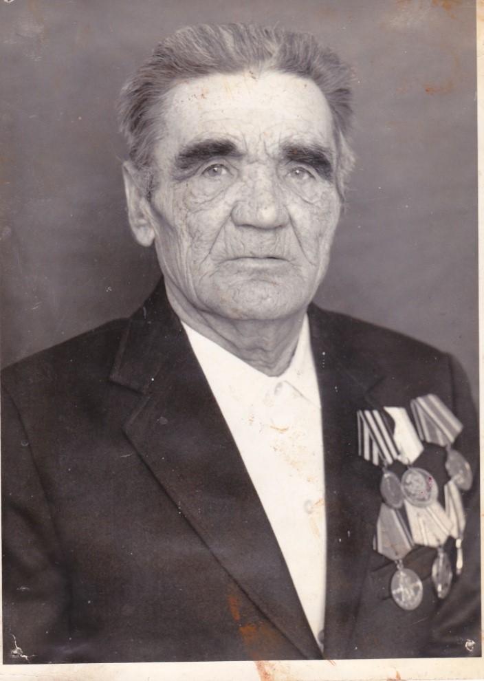Горбулин Григорий Фомич