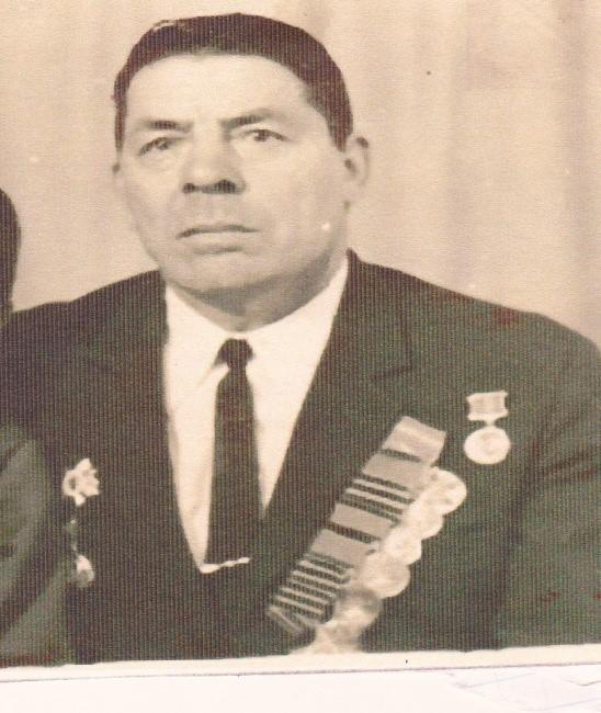 Андреев Алексей Егорович